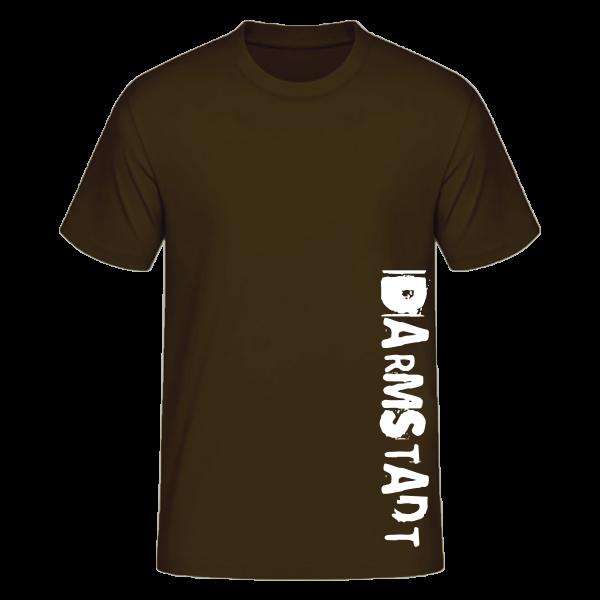 T-Shirt Darmstadt (Motiv: Slam)