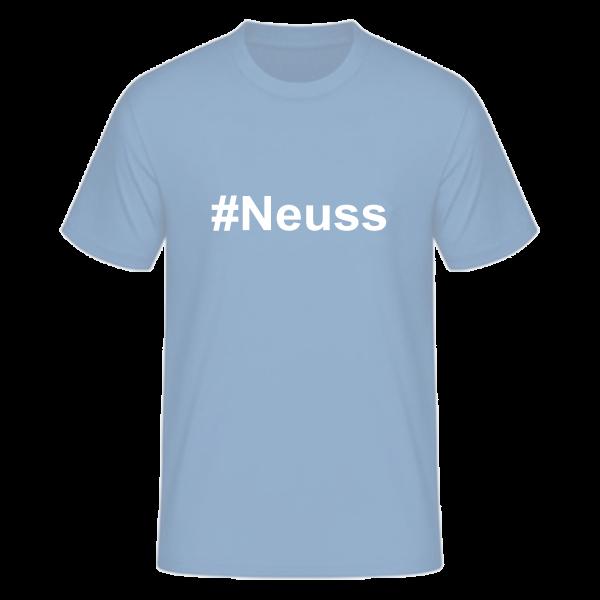 T-Shirt Kurzarmshirt #Neuss