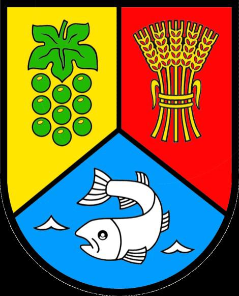 Aufkleber - Wappen mittelgroß (Müggelheim)