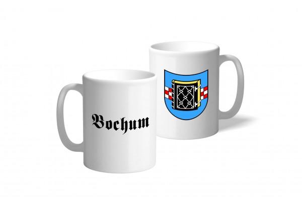 Tasse Wappen: Bochum