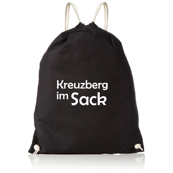 Kreuzberg im Sack - Sportbeutel