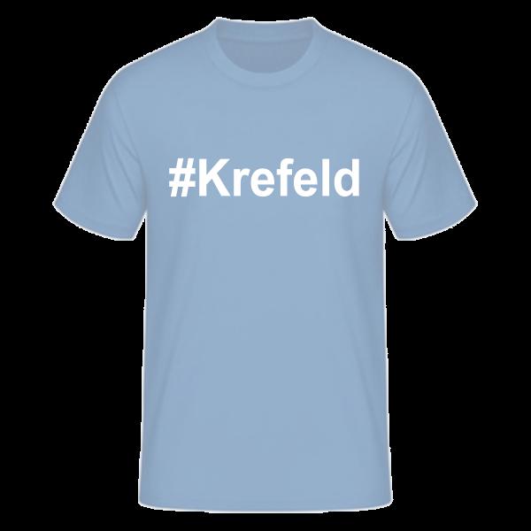 T-Shirt Kurzarmshirt #Krefeld