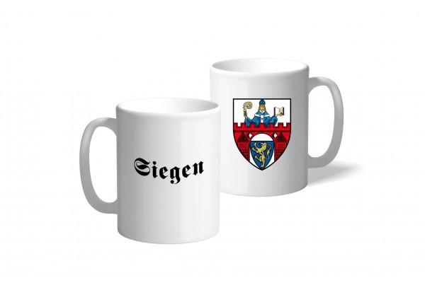 Tasse Wappen: Siegen