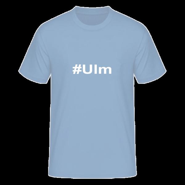 T-Shirt Kurzarmshirt #Ulm