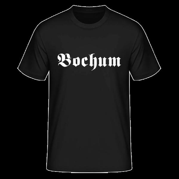 """Unisex T-Shirt Altdeutsch """"Bochum"""""""