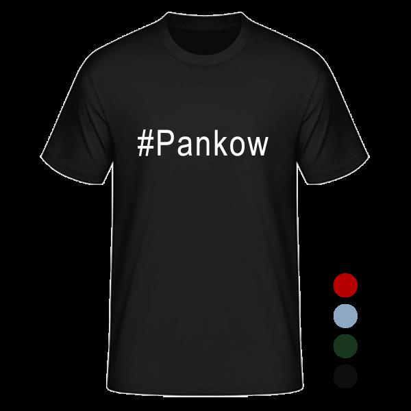 T- Shirt #Pankow
