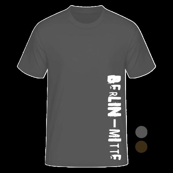 T-Shirt Berlin-Mitte (Motiv: Slam)