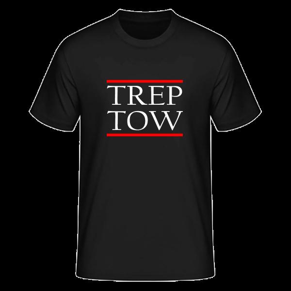 T-Shirt Silben TREP-TOW (Run DMC Style)
