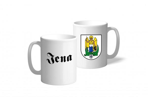 Tasse Wappen: Jena