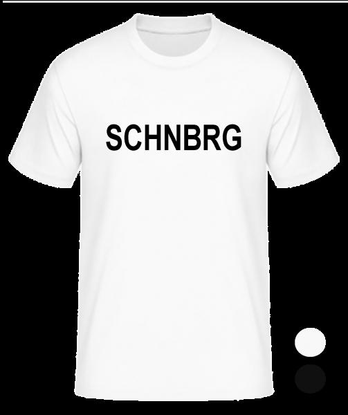 T-Shirt Konsonanten Schöneberg