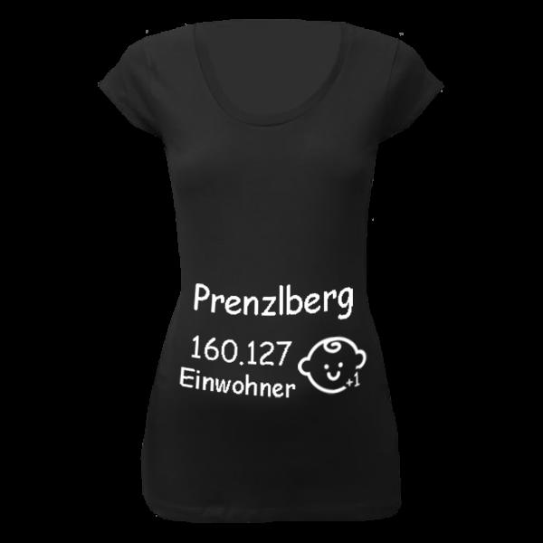 best service d6114 b4c71 Prenzlauer Berg Einwohner + 1 T-Shirt für Schwangere Frauen