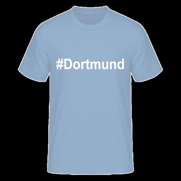 T-Shirt Kurzarmshirt #Dortmund