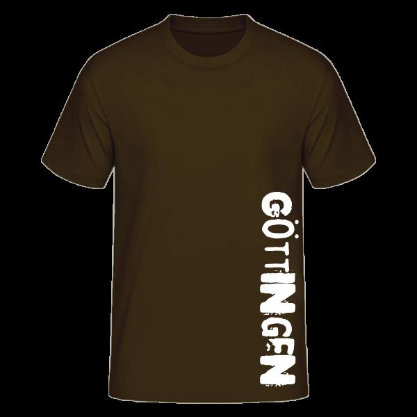 T-Shirt Göttingen (Motiv: Slam)