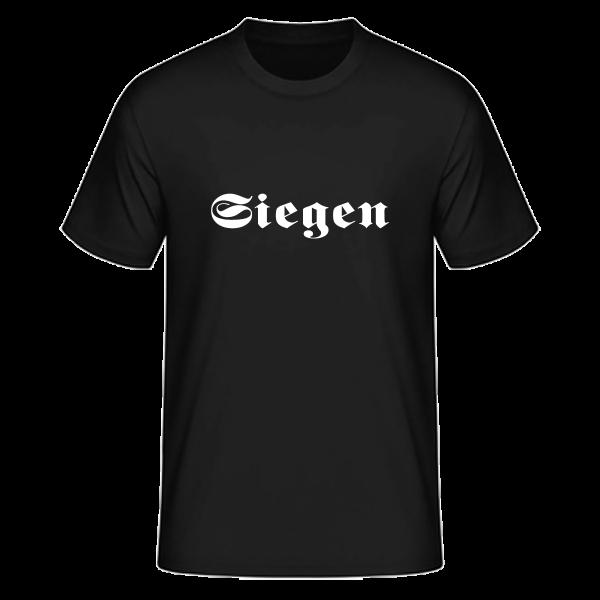 """Unisex T-Shirt Altdeutsch """"Solingen"""""""