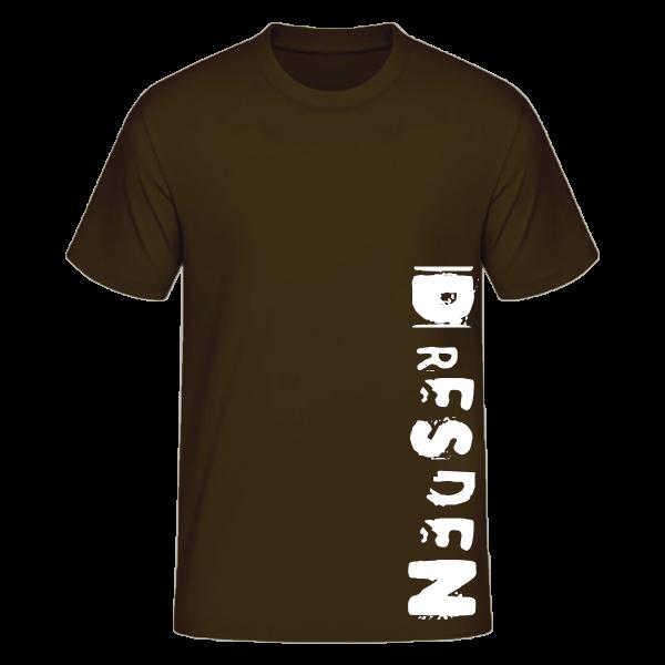 T-Shirt Dresden (Motiv: Slam)