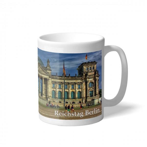 Tasse Reichstag