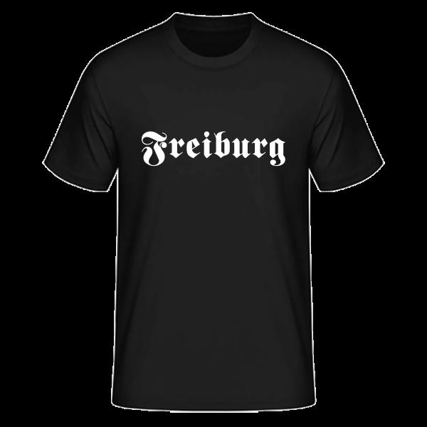 """Unisex T-Shirt Altdeutsch """"Freiburg"""""""