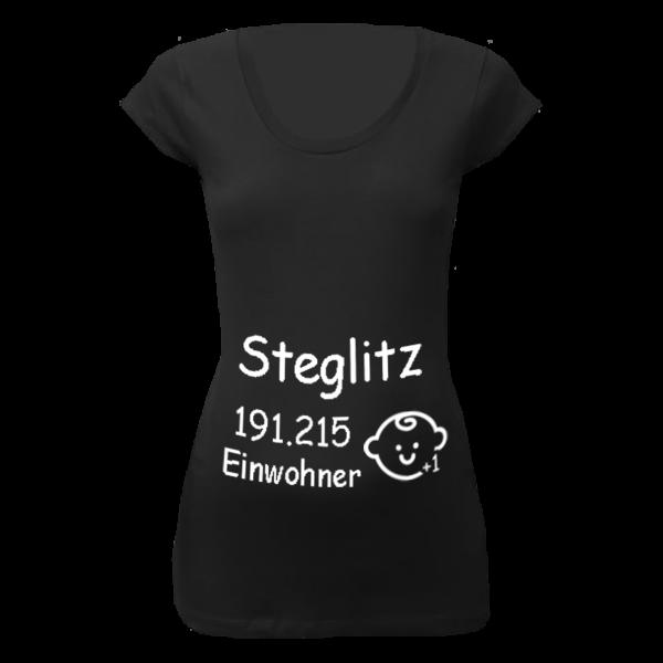 Steglitz Einwohner + 1 T-Shirt für Schwangere Frauen