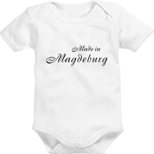 Baby Body: Made in Magdeburg