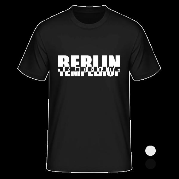 T-Shirt Tempelhof Schachbrett