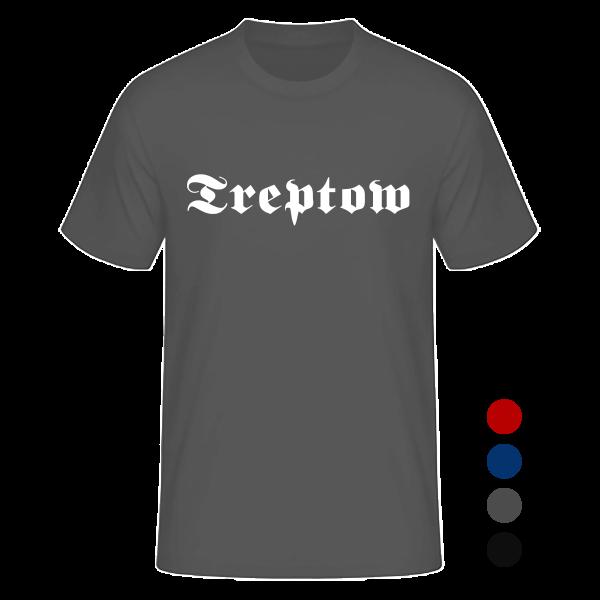 T-Shirt Altdeutsch Treptow