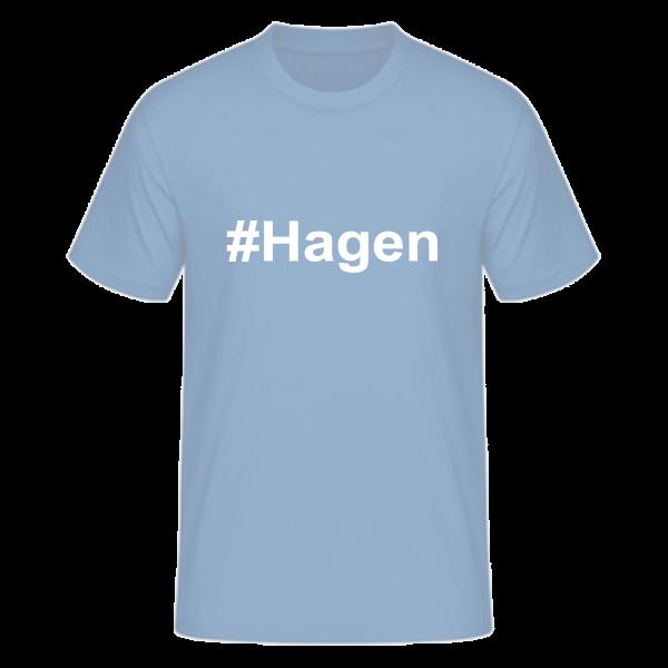 T-Shirt Kurzarmshirt #Hagen