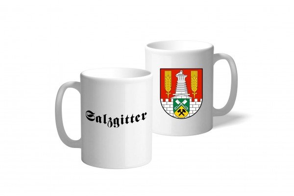 Tasse Wappen: Salzgitter