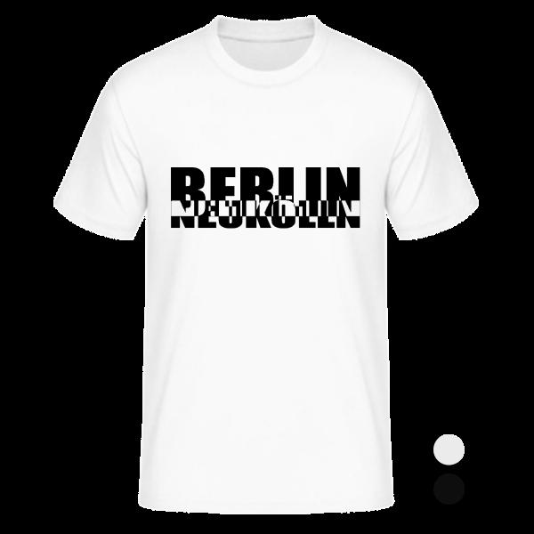 T-Shirt Neukölln Schachbrett