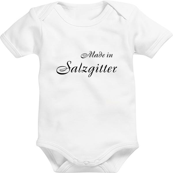 Baby Body: Made in Salzgitter