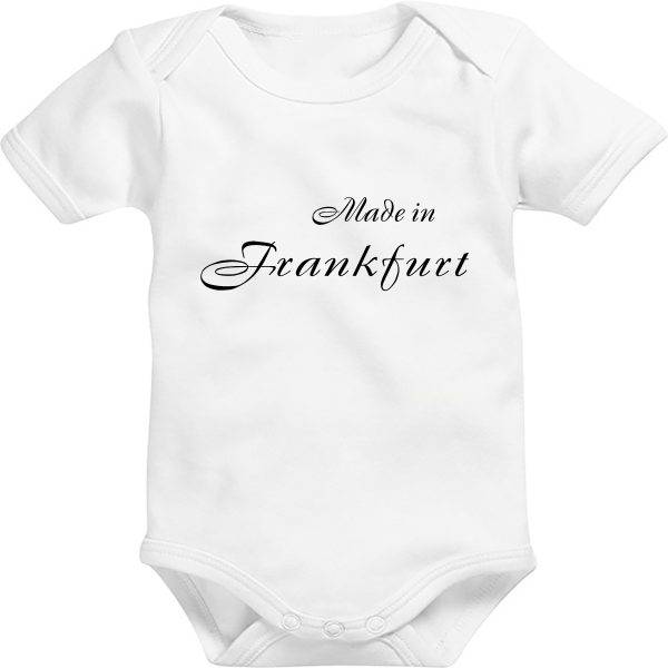 Baby Body: Made in Frankfurt