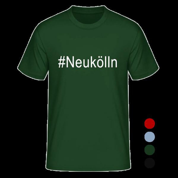 T- Shirt #Neukölln