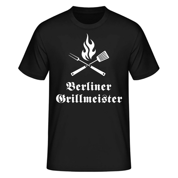 Berliner Grillmeister T-Shirt
