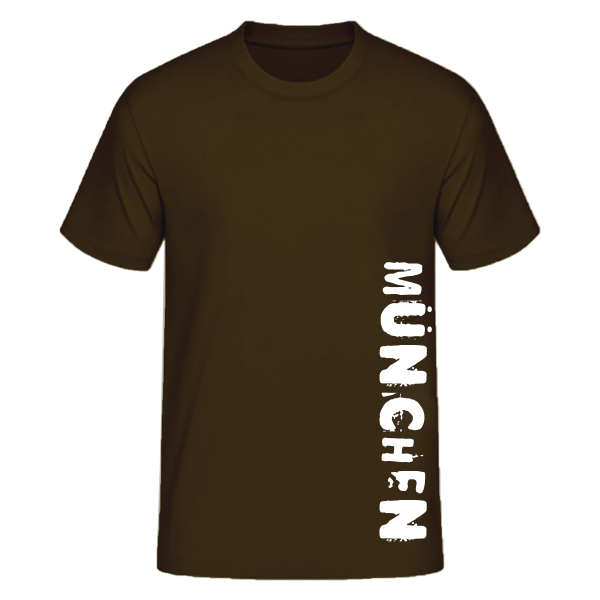 T-Shirt München (Motiv: Slam)