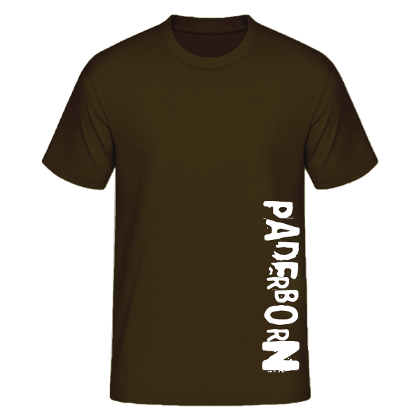 T-Shirt Paderborn (Motiv: Slam)