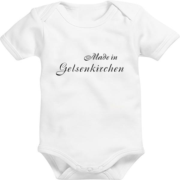 Baby Body: Made in Gelsenkirchen