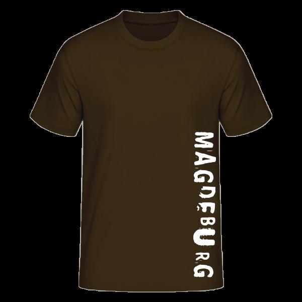 T-Shirt Magdeburg (Motiv: Slam)