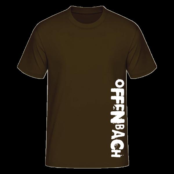 T-Shirt Offenbach (Motiv: Slam)