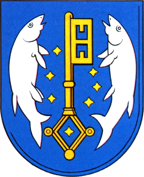 Aufkleber - Wappen mittelgroß (Köpenick)