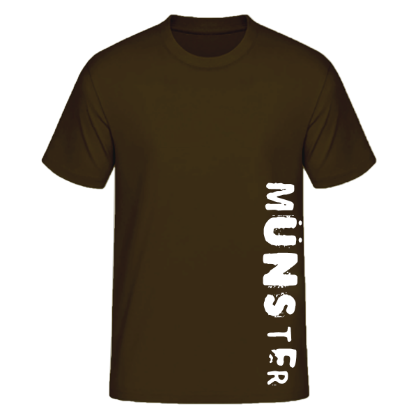 T-Shirt Münster (Motiv: Slam)