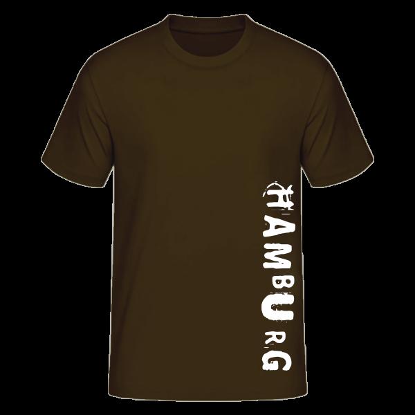T-Shirt Hamburg (Motiv: Slam)