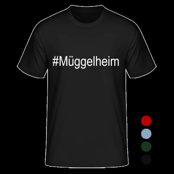 T- Shirt/ Kurzarmshirt #Müggelheim