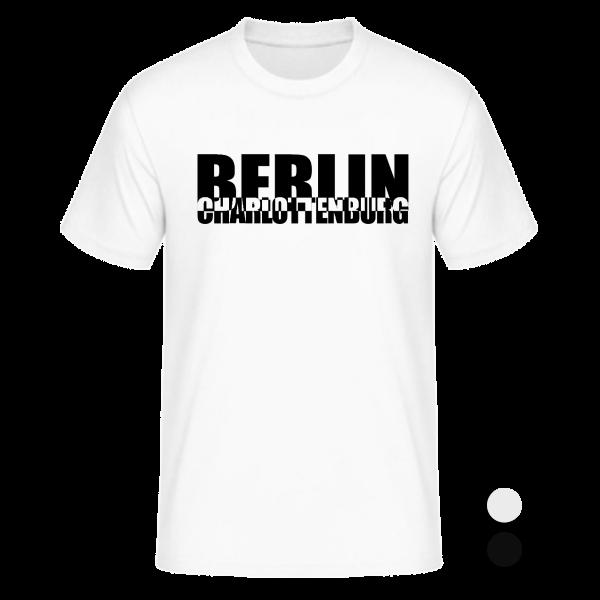 T-Shirt Charlottenburg Schachbrett
