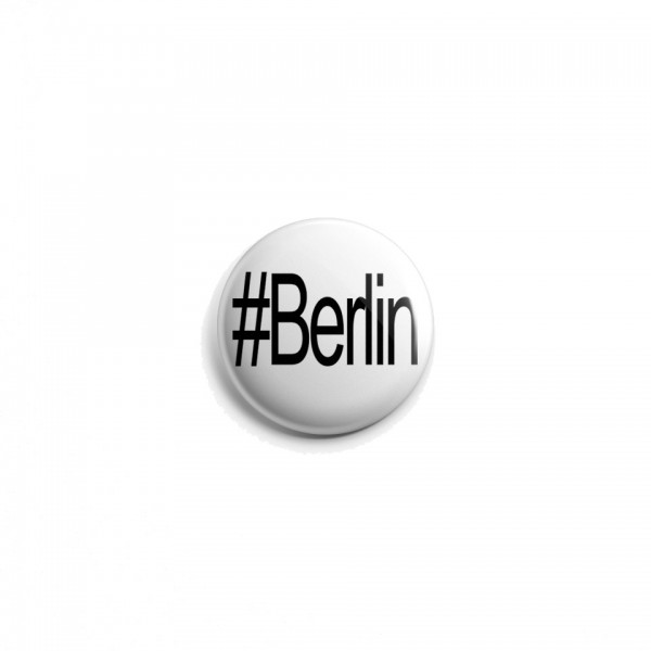 Button #Berlin