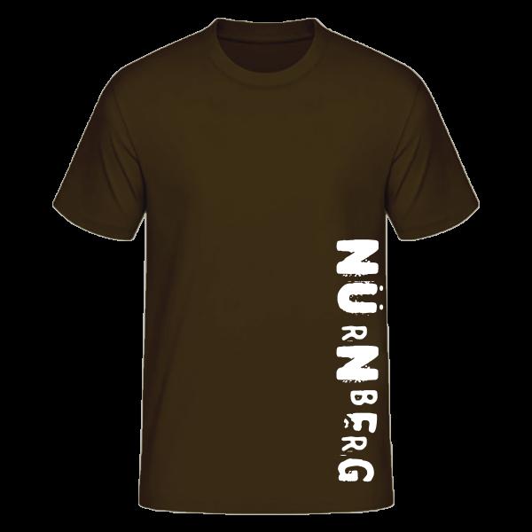 T-Shirt Nürnberg (Motiv: Slam)