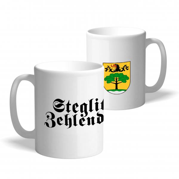 Tasse Wappen: Steglitz-Zehlendorf