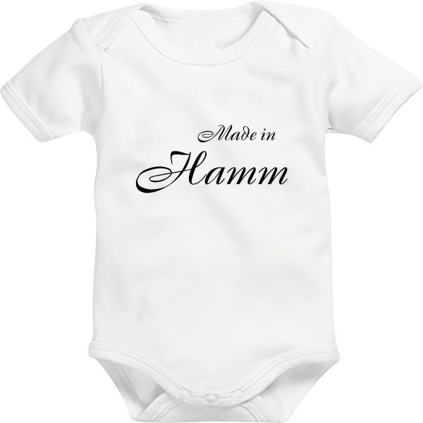 Baby Body: Made in Hamm
