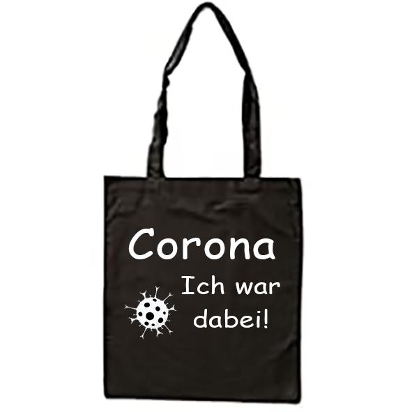 Corona - Ich war dabei - Beutel
