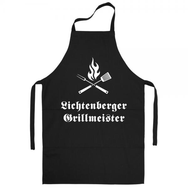 Schürze Lichtenberger Grillmeister