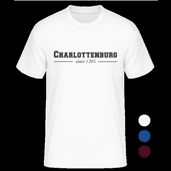 T-Shirt College Charlottenburg since 1705