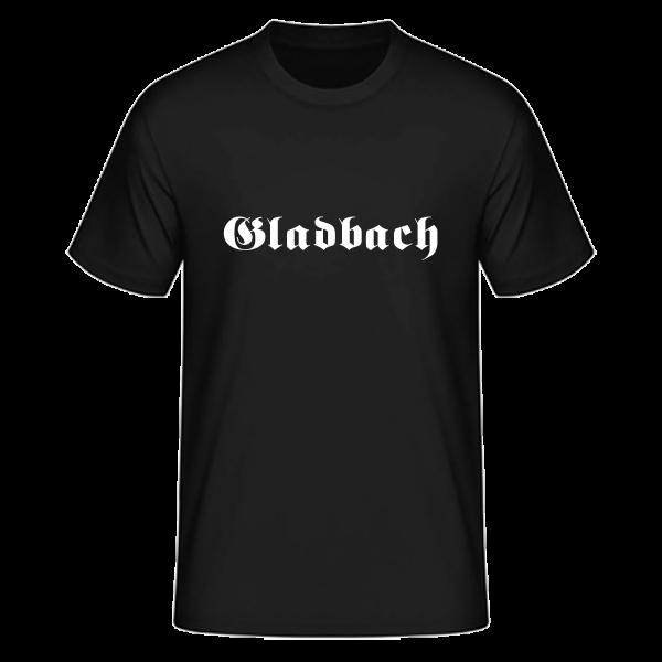 """Unisex T-Shirt Altdeutsch """"Gladbach"""""""